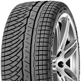 Michelin Pilot Alpin PA4 245/45 R18 100V XL ZP M+S 3PMSF Run Flat