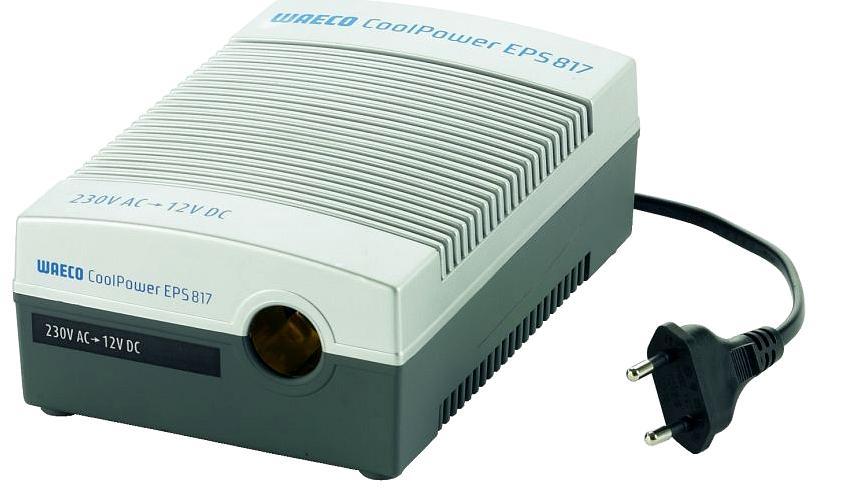 Napájací zdroj WAECO CoolPower EPS817 pre autochladničky