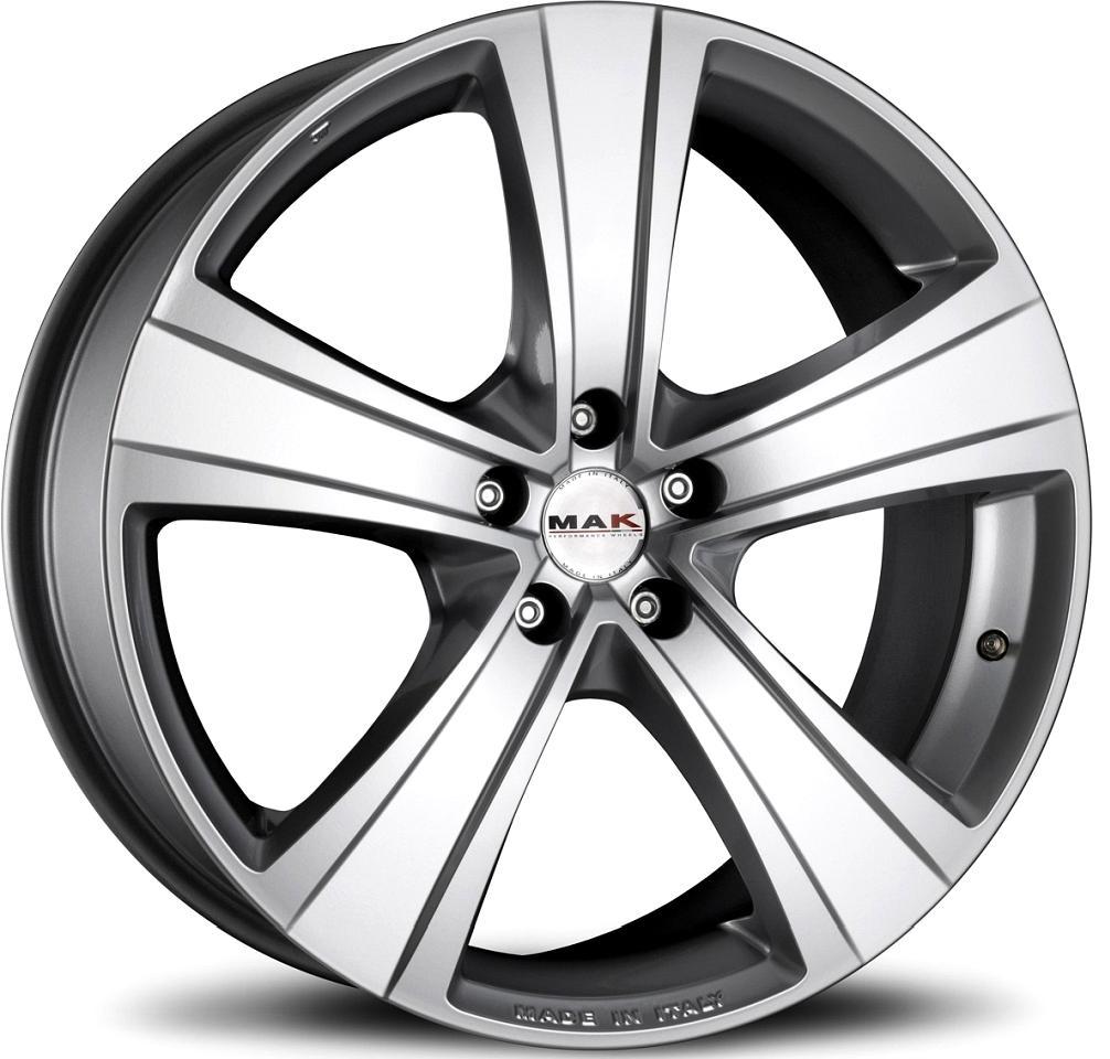 Mak F5 T Silver