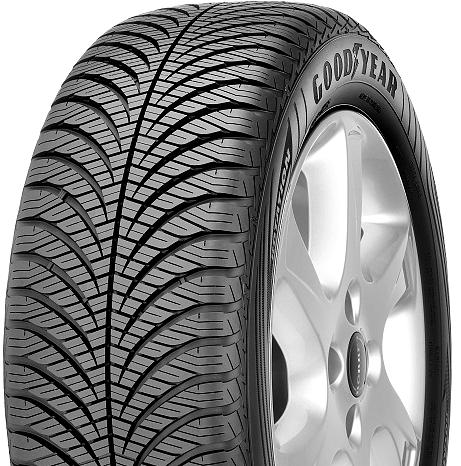 Goodyear Vector 4Seasons G2 205/55 R16 91H + disky 6,5Jx16 5x114,3 ET51