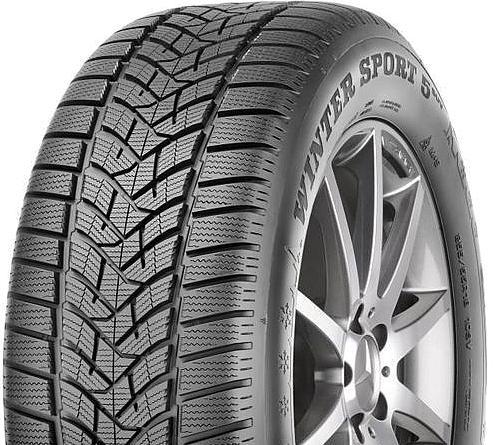 Dunlop Winter Sport 5 SUV 215/60 R17 100V XL M+S 3PMSF