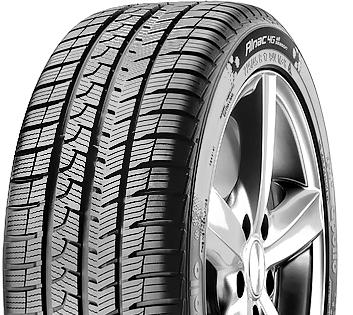 Apollo Alnac 4G All Season 165/70 R14 81T + disky 5Jx14 4x100 ET35