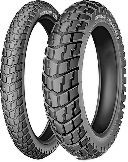 Dunlop TrailMax 80/90-21 48S F TT