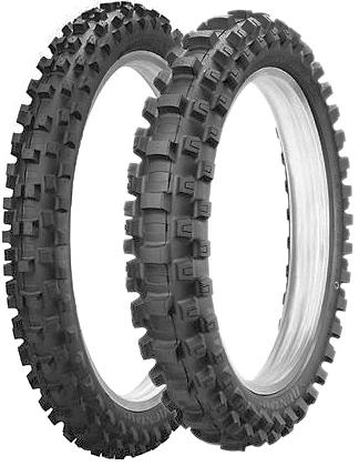 Dunlop GeoMax MX3S 80/100-12 41M R TT