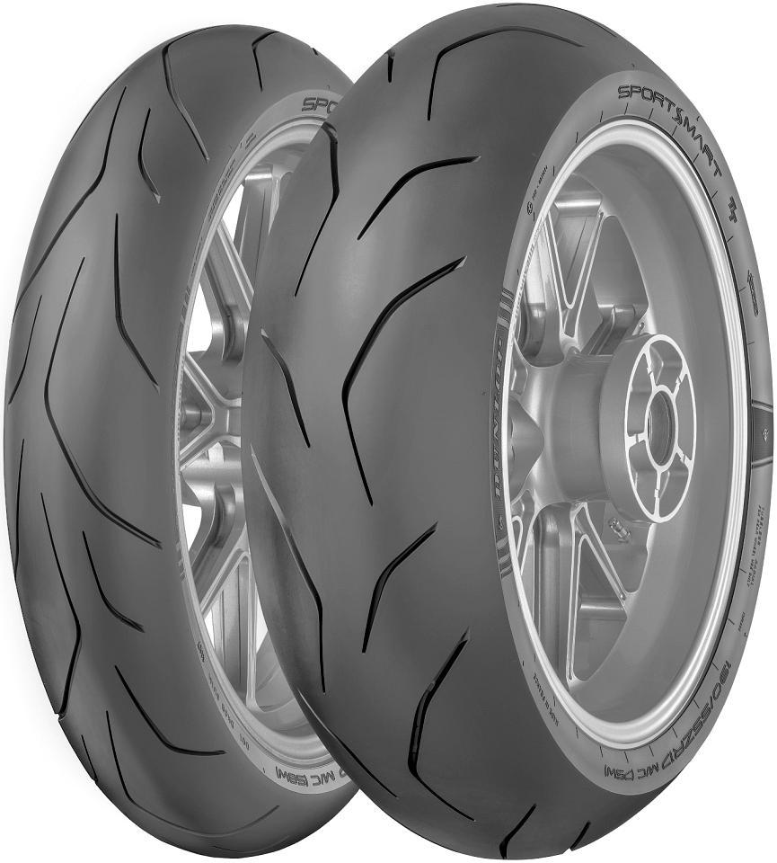 Dunlop SportSmart TT 200/55 ZR17 78W R TL