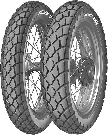 Dunlop D602 130/80-17 65P R TL