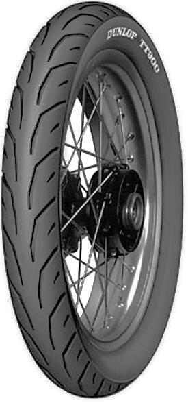 Dunlop TT900 2.50-17 43P F/R TT