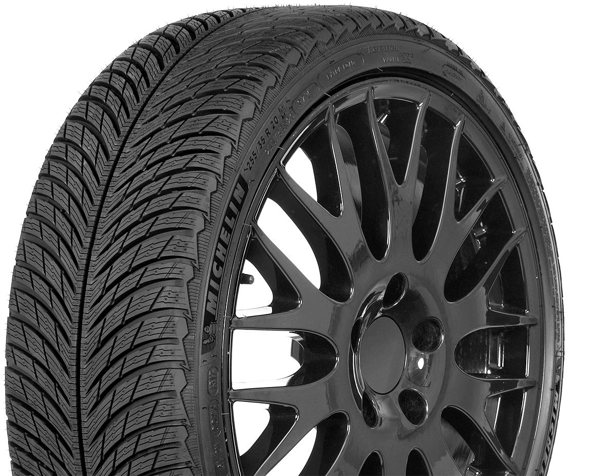 Michelin Pilot Alpin 5 SUV 235/60 R18 107H XL FP M+S 3PMSF